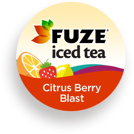Citrus Berry Blast Ice Tea 2