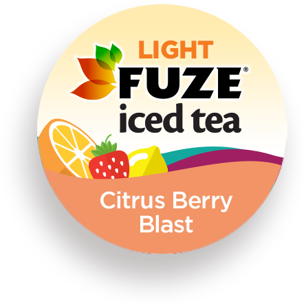 Citrus Berry Blast Ice Tea 3