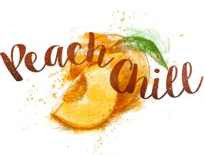 Peach Chill Logo